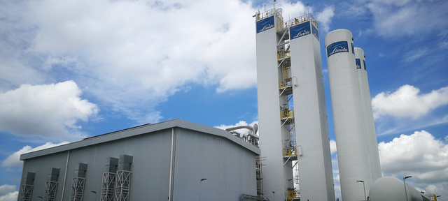 Reconstruction of air separation plant (ASU) in Malaysia.