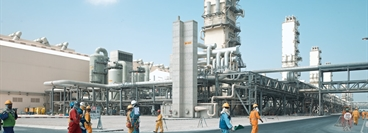 IMAGE NOT SHEQ COMPLIANT (as  people are walking across the site).