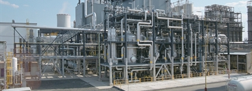 PE plant; Client: Chemopetrol; Process: Unipol of Univation Technologies