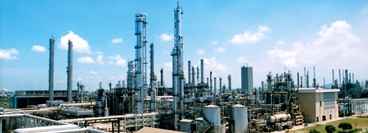 Gasification Complex in Kaohsiung, Taiwan.